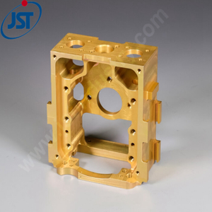 Precision CNC Brass Machining Spare Parts